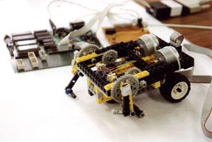 Evolving Robot